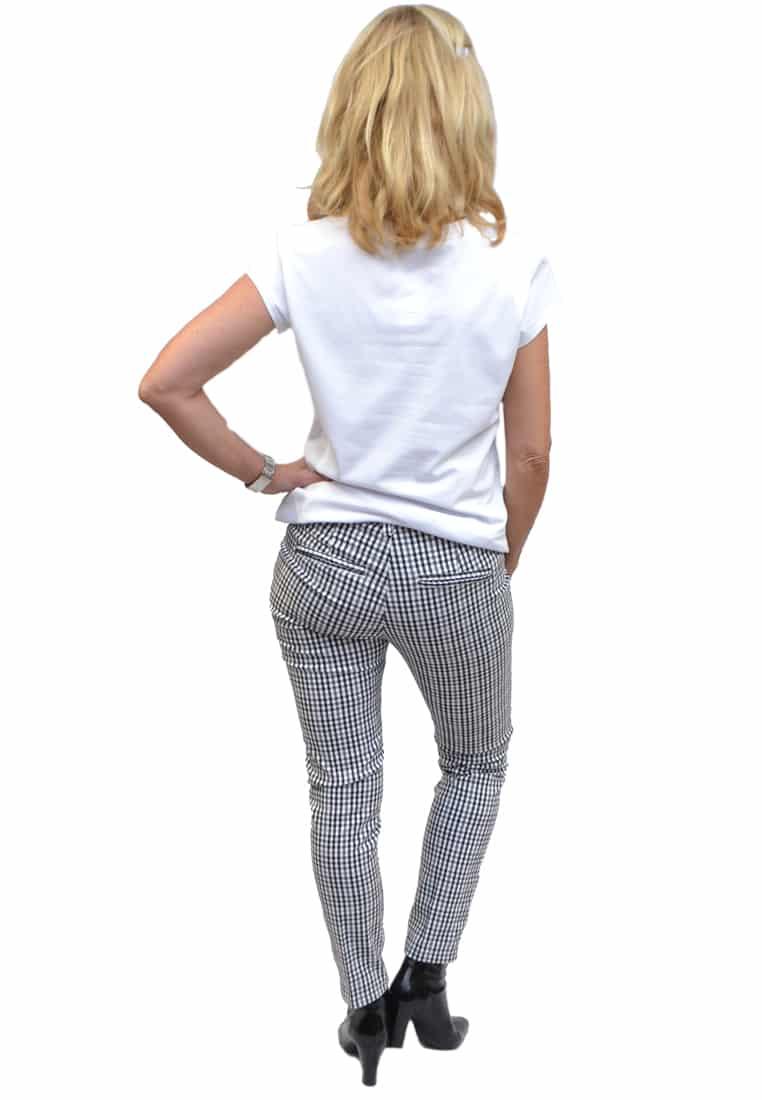 Gemma Ricceri Pantalon Ruit