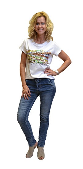 Melly & Co Jeans Voorkant