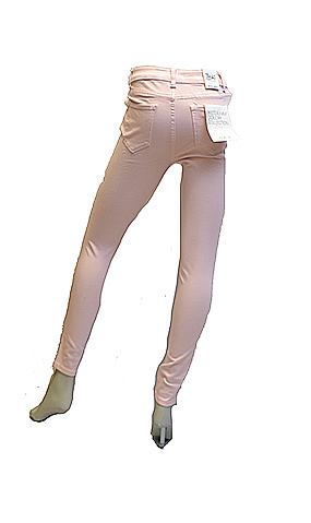 Toxik Jeans Italia Rose Achterkant