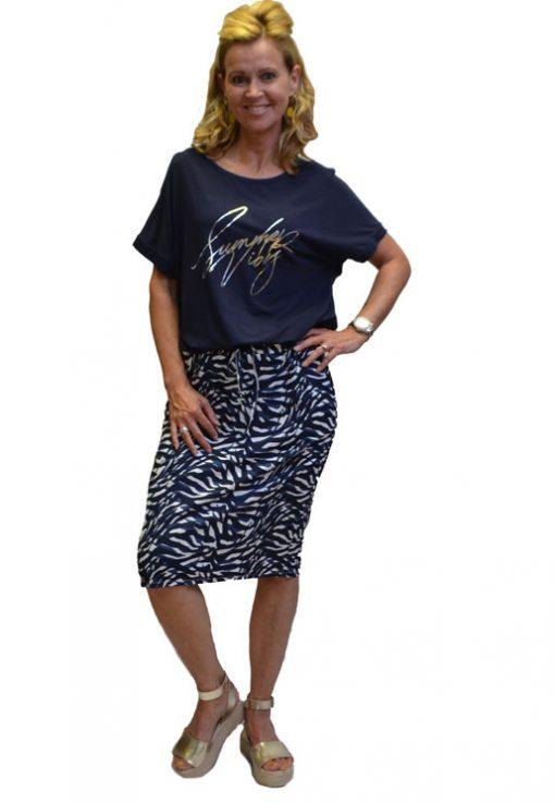 Gemma Ricceri Shirt Florence Summer Vibes