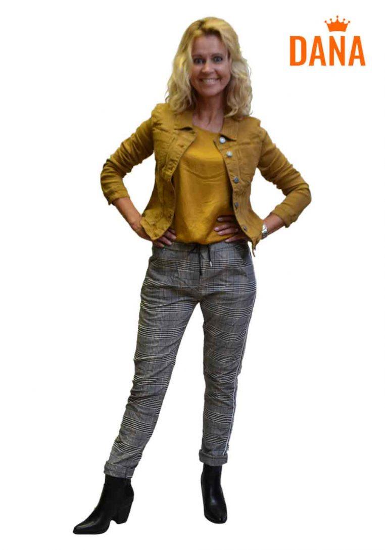 Dana Fashion Jasje Ollie Oker