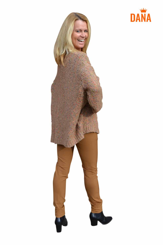 Gemma Ricceri Vest Maxie Camel