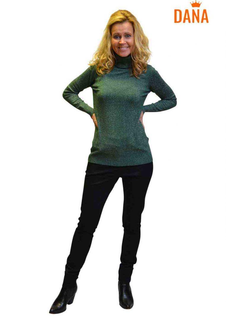 Vera Jo Pantalon Romana Cognac - Dana Dameskleding >>