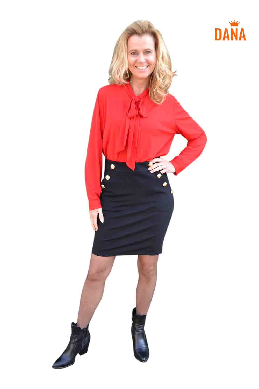 Vera Jo Rok Sharina Zwart - Trendy - Store3 >>
