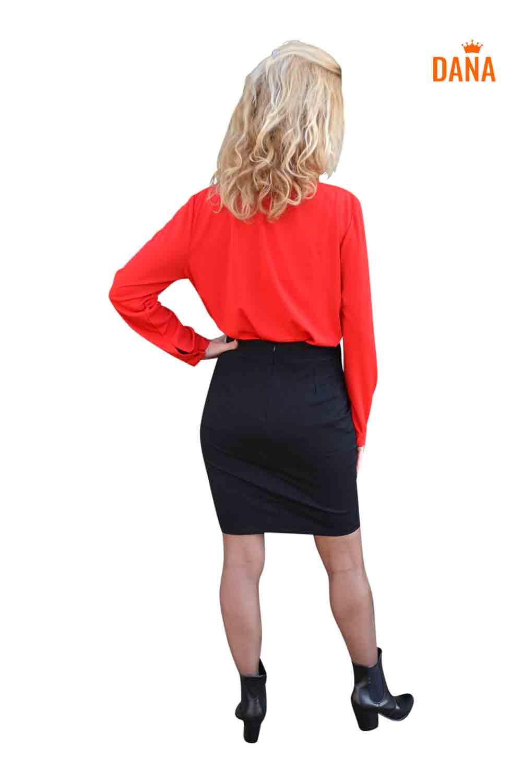 Vera Jo Rok Sharina Zwart - Trendy - Dana Dameskleding >>