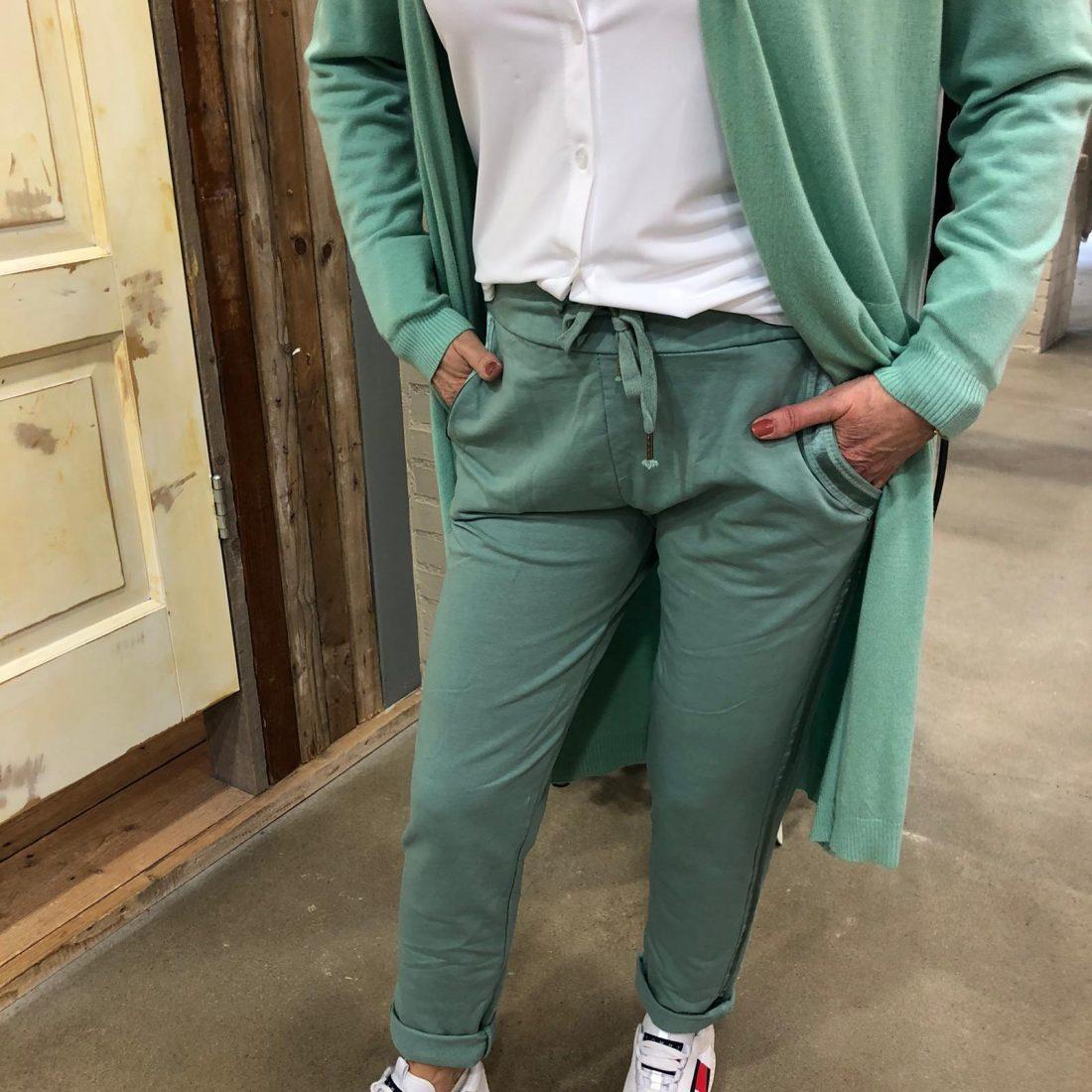Vest Mint Groen One Size Store3 Mode & Accessoires