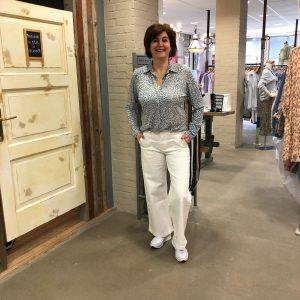 Travel Blouse Mintgroen Vera Jo Store3 Mode & Accessoires