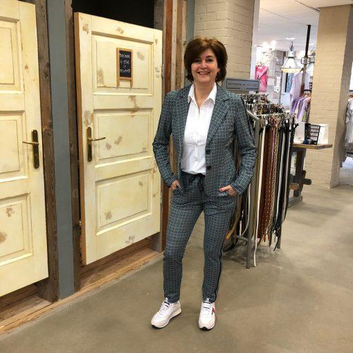 Vera Jo Blazer Jenay Blauw