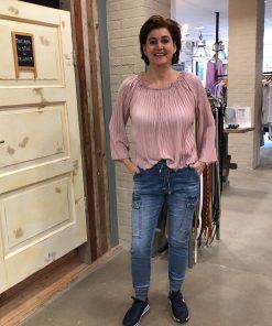 Ambika Blouse Vivien Oud Roze Store3 Mode & Accessoires