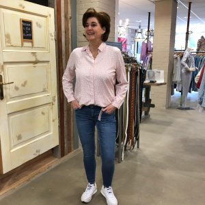 Store3 Blouse Suzette Roze - Betaalbaar - Store3 >>