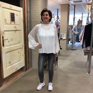 Store3 Blouse Delphine Wit