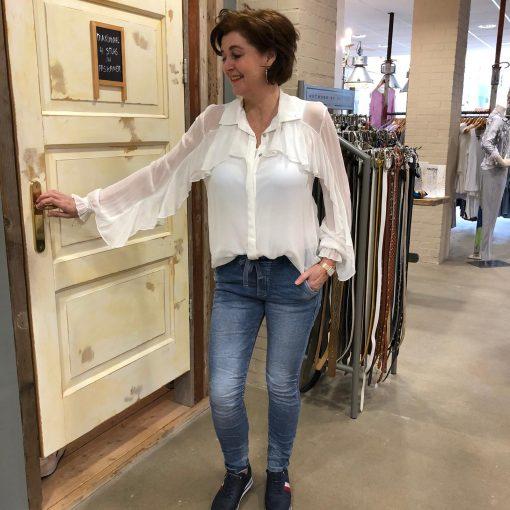 Store3 Blouse Albertine Wit
