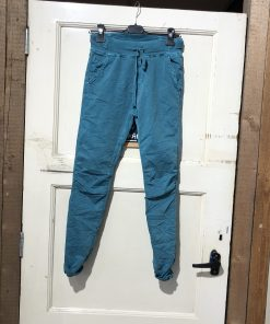 Melly & Co Broek Tessa Turquoise