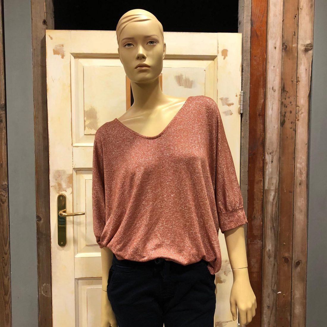 Gemma Ricceri Glitter Shirt Amika Roest