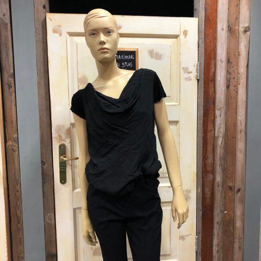 Gemma Ricceri Waterval Shirt Benthe Zwart