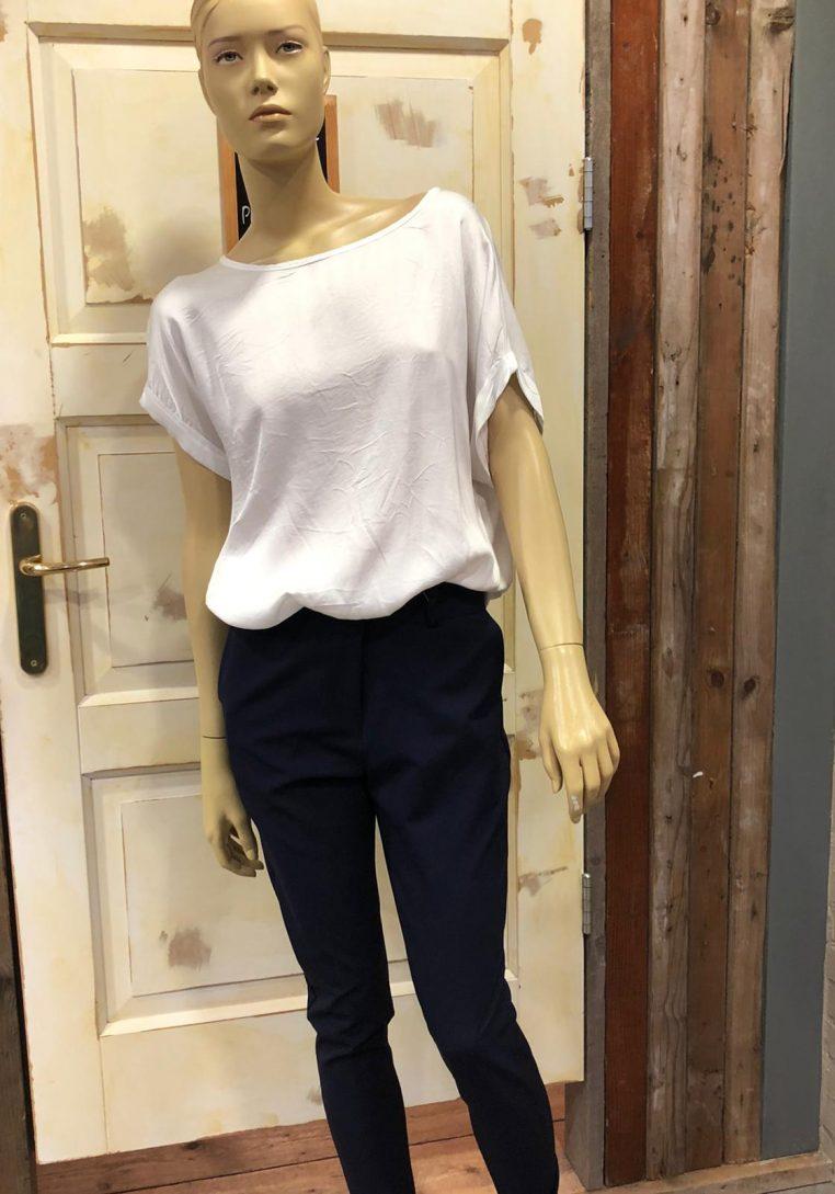 Gemma Ricceri Pantalon Jenny Donkerblauw